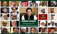 PM Imran Khan among Top 50 'Most Influential Muslims'