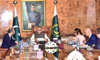 President asks NADRA to facilitate women, marginalized segments in CNIC registration