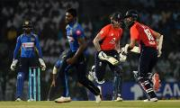 Sri Lanka crush England in 5th ODI