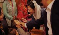 Aseefa says making Pakistan a polio free has become her mission
