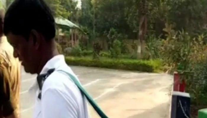 Image result for Pak prisoner take bhagavad gita