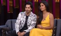 Varun Dhawan asked if Katrina should marry Salman Khan on Koffee with Karan