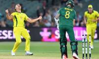 Miller, du Plessis plunder tons as South Africa beat Australia