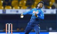 Sri Lanka s Dananjaya reported for suspicious action