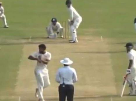 Shiva Singh's 360-degree twirl goes viral in Cricket debate
