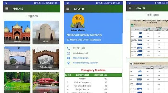 NHA launches app to help commuters plan trip