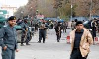 At least six killed in Kabul suicide attack: officials