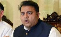 Government ending its control over media ads: Fawad Chaudhry