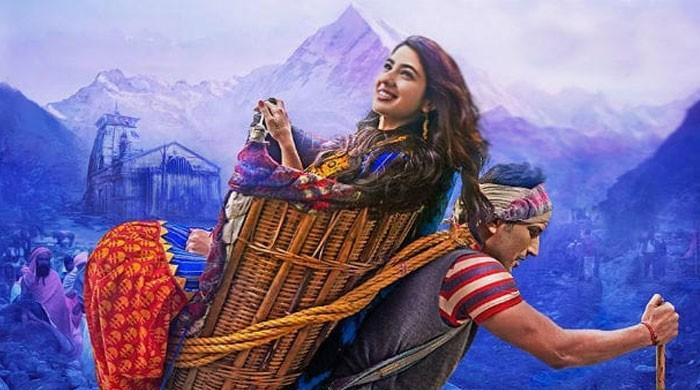 Sara Ali Khan's debut film 'Kedarnath' launches trailer