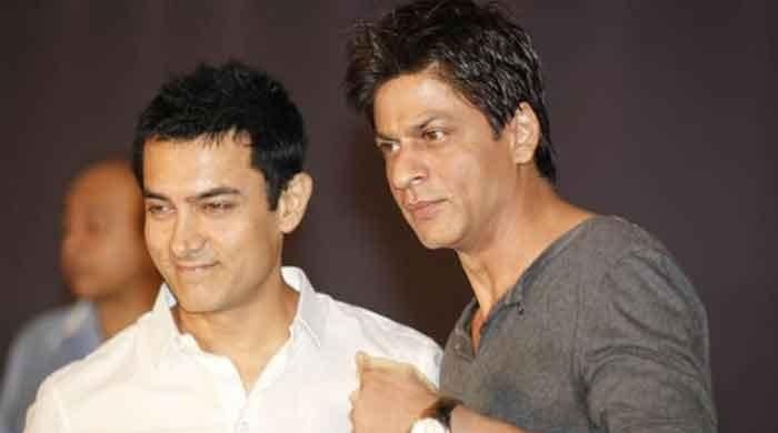 Aamir Khan believes Shah Rukh Khan is bigger star than him