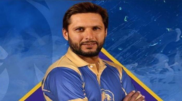 Shahid Afridi leaves PSL team Karachi Kings