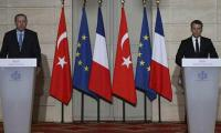 Turkey, France spar over Khashoggi killing