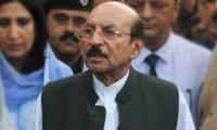 Ex-Sindh CM Qaim Ali Shah seeks pre-arrest bail