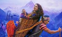 Sara Ali Khan's debut film 'Kedarnath' launches trailer