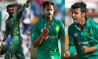 Fakhar, Shadab achieve career best ranking, Hasan retains