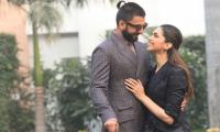 Take a look into the lavish Italian resort #DeepVeer is staying in