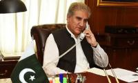Canadian FM phones Qureshi, discusses Asia Bibi's acquittal