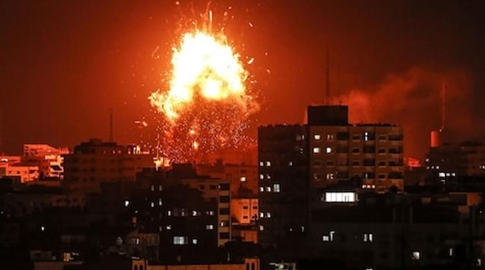 Hamas announces ceasefire with Israel after worst escalation in years