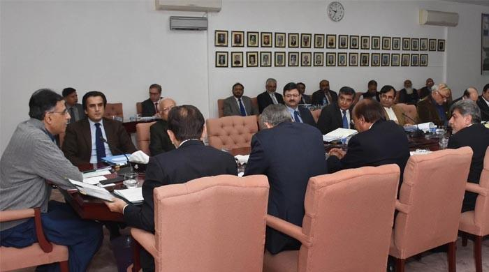 ECNEC approves revised cost of Peshawar bus rapid transit project