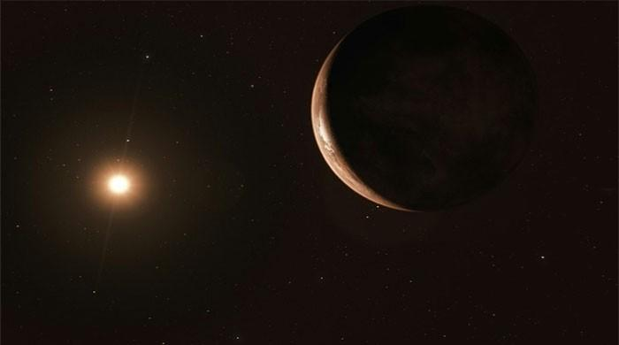 'Super-Earth' discovered orbiting Sun's nearest star