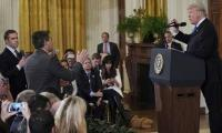 CNN sues Trump over Jim Acosta's credential suspension