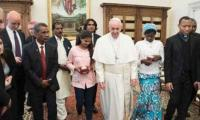 Fact-check: Did Asia Bibi meet the Pope?