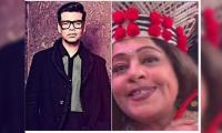 Karan Johar faces backlash for insulting northeast Indian headgears