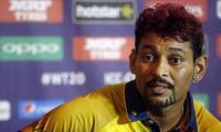 Sri Lanka cricket star joins Rajapakse´s party