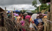 Tensions high as Rohingya fear looming return to Mynamar