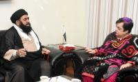 Shireen Mazari, CII delegation discuss women's inheritance