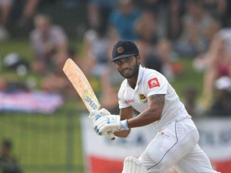 Stubborn Silva inches Sri Lanka past England