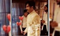 Catch first glimpse of Ranveer Singh as groom from his Konkani wedding