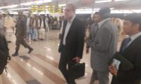 FM Qureshi departs for UAE to attend Sir Bani Yas Forum