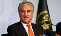 FM Qureshi in UAE on two-day visit