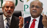 Najam Sethi sends another legal notice to PCB