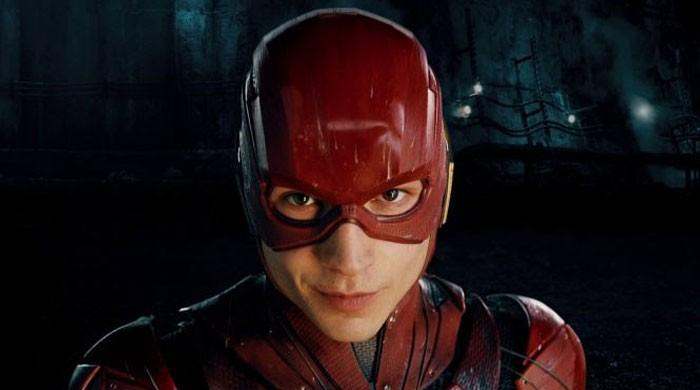 Ezra Miller promises The Flash movie will be 'crazy-dope'