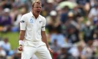 Wagner becomes eighth New Zealander to 150 Test wickets