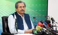 Shafqat Mahmood stresses need for uniform education system
