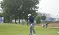 Second round of 8th CNS Amateur Golf Championship concludes