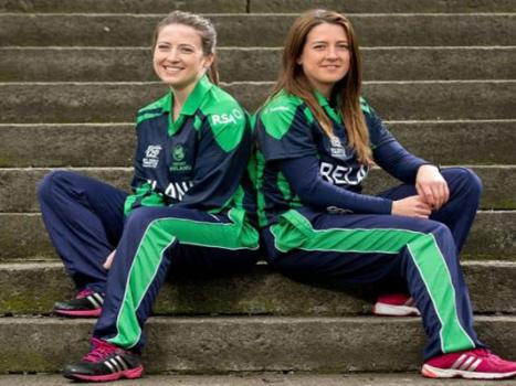 Ireland's Joyce twins retire from international cricket