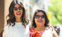 Priyanka's mother lands in Jodhpur to steer wedding preps