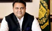 Fawad Chaudhry hails fuel ban on motorcyclists without helmet