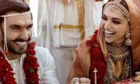 Ranveer hugs emotional Padukones during wedding ceremony!