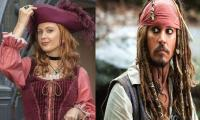 Goodbye Jack Sparrow as Captain Redd takes the wheel in Pirates of the Carribean reboot