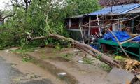 Cyclone death toll in southeast India hits 33: official