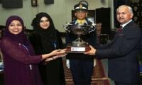 Jinnah Sindh Medical University wins all Pakistan bilingual declamation contest