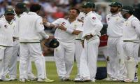 Hasan, Yasir set Pakistan on victory path in first Test