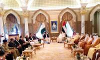 Pakistan, UAE agree to transform ties into long-term strategic economic partnership