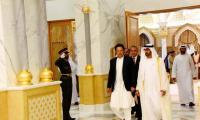 Abu Dhabi Crown Prince Sheikh Mohammed Bin Zayed accepts PM Khan's invite to Pakistan