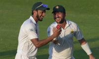 Pakistan on victory path in first New Zealand Test